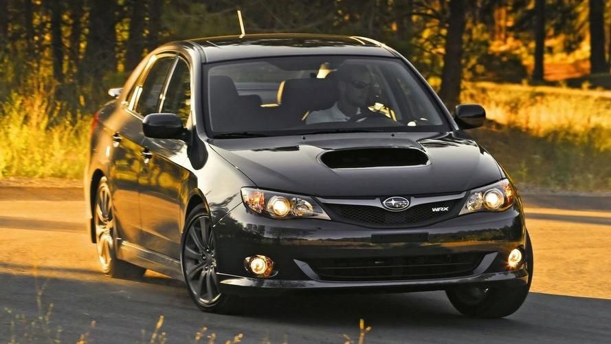 2009 Subaru Impreza WRX Gets 265hp (US)