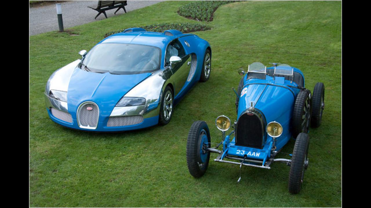 100 Jahre Bugatti