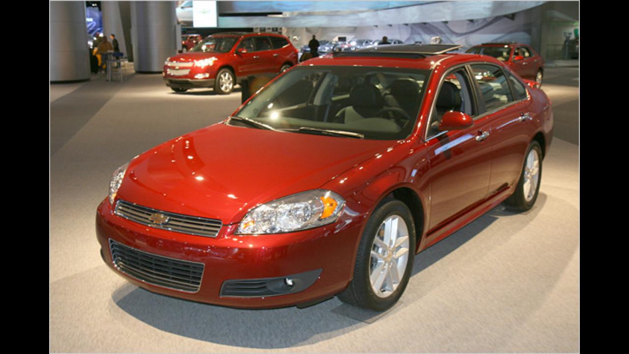 Platz 14: Chevrolet Impala