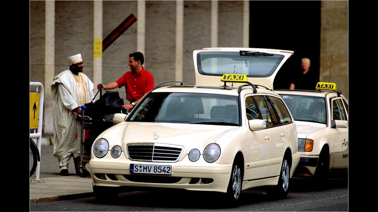 Mercedes 220 CDI (2000)