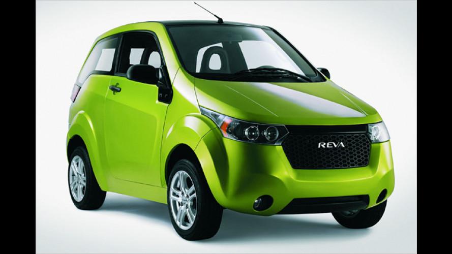 Reva: Kommt die Elektroauto-Zukunft aus Indien?