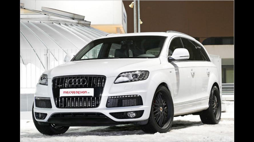 Verjüngungskur: MR Car Design liftet den Audi Q7