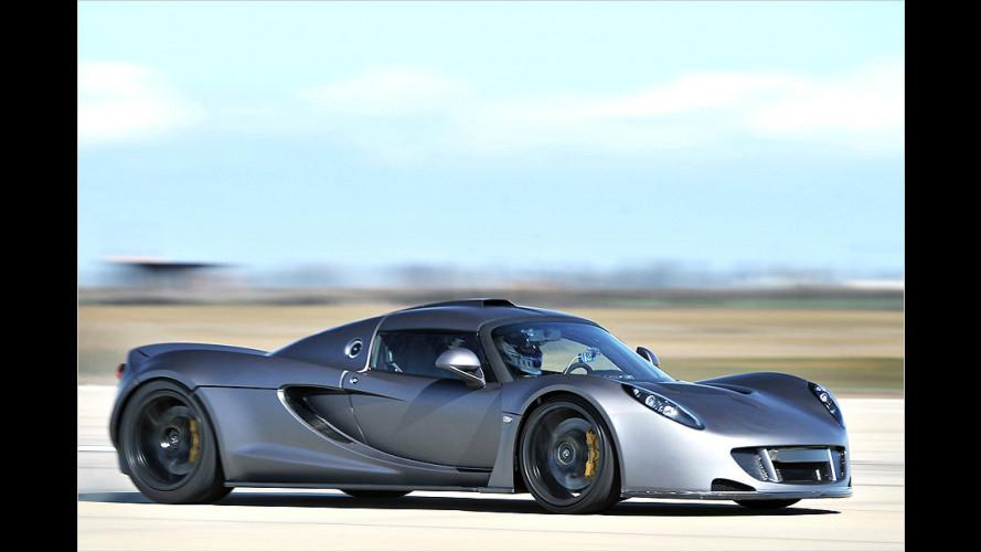 Wahnsinn: Venom GT schafft 427 km/h
