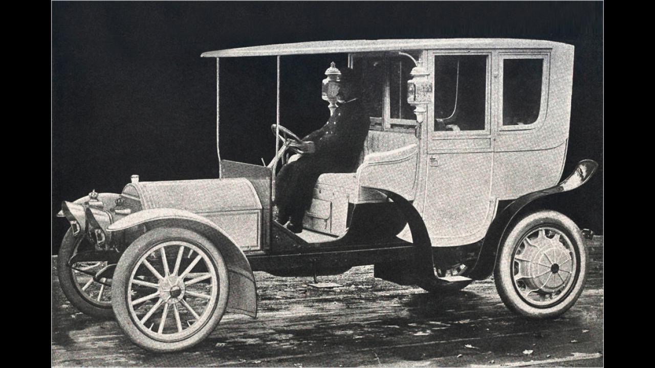 Mercedes Electrique (1906)