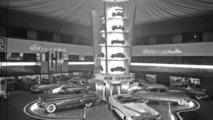 Chevrolet and Oldsmobile Display at 1950 Motorama