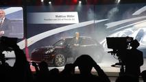2014 Porsche Macan at Los Angeles Auto Show 20.11.2013