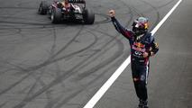 FIA legalises 'donuts' for F1 winners