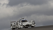 Mark Webber in the Porsche LMP1 at Algarve Circuit Portimao Portugal