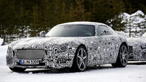 RWD-only Mercedes-Benz AMG GT confirmed with V8 4.0-liter twin turbo, no manual gearbox