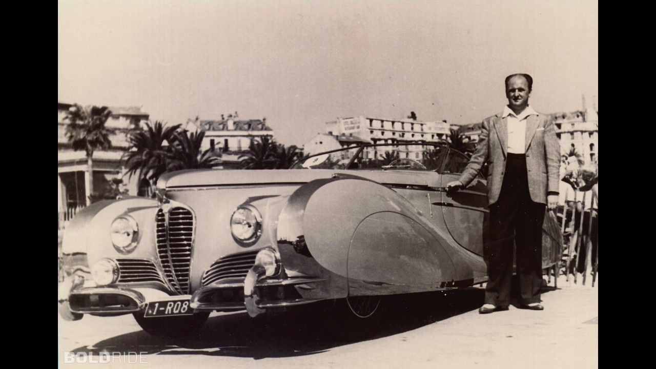 Delahaye Type 175 S Roadster