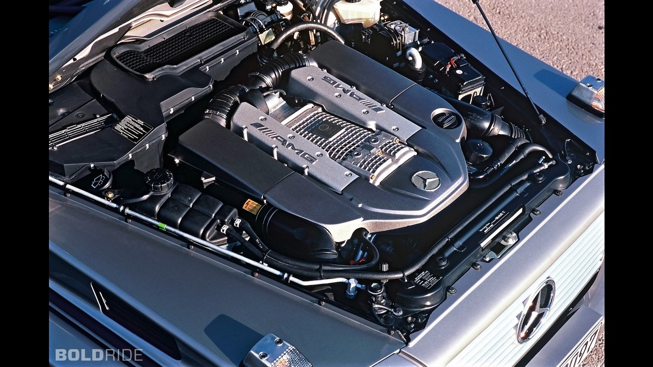 Mercedes-Benz G55 AMG Kompressor