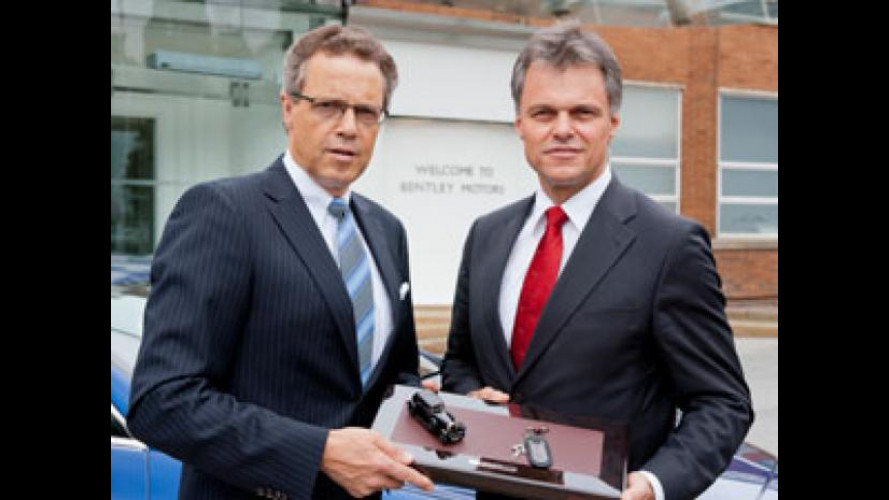 Wolfgang Schreiber è il nuovo presidente e ad di Bentley