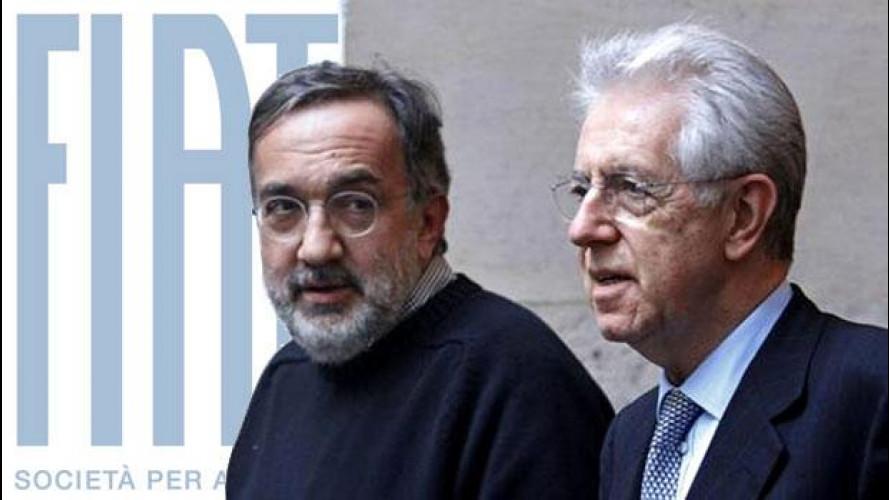 Gruppo Fiat, Marchionne si prepara a licenziare molti manager