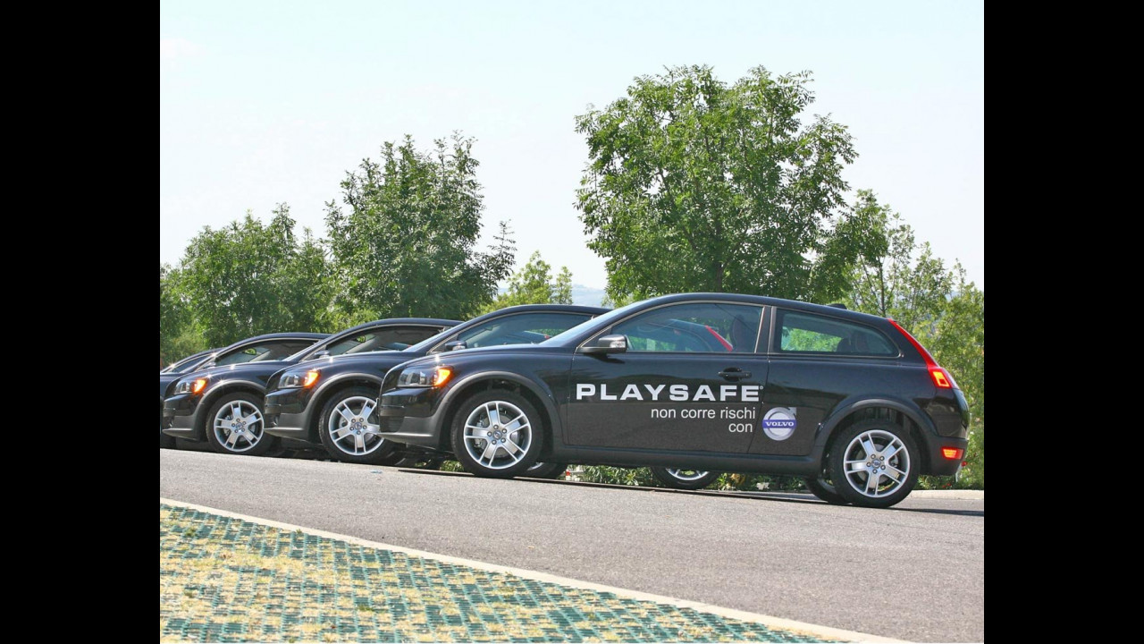 Volvo e PlaySafe