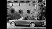 Fiat 124 Spider, foto storiche