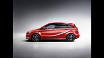 Nuova Mercedes Classe B. Aerodinamica e stile