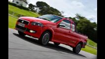 Fiat Strada Sporting per il Brasile