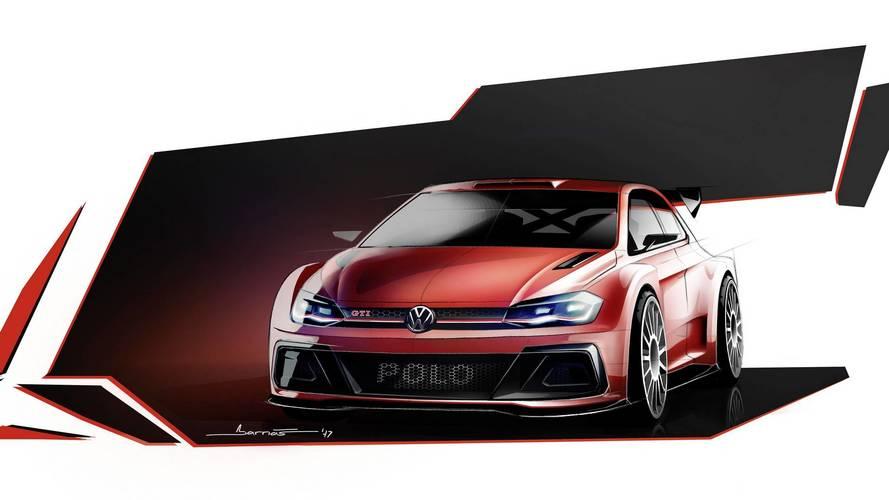 2018 VW Polo GTI R5