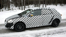 New Generation Opel Astra spy photos