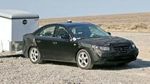 Hyundai Sonata Facelift Spy Photos