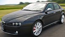 Alfa Unveils 159 Turismo Internazionale (UK)