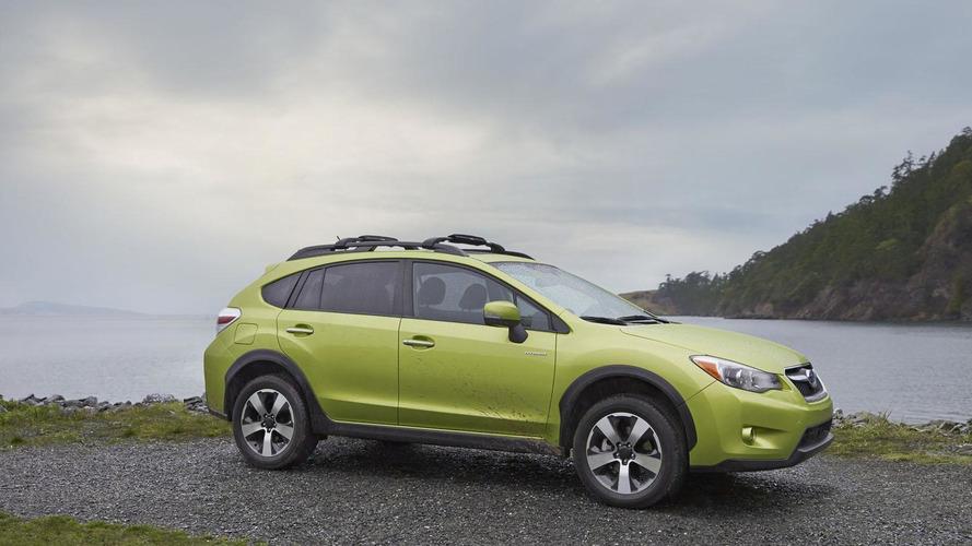 Subaru XV Crosstrek Hybrid gets detailed and priced