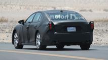 Lexus LS Spy Photos