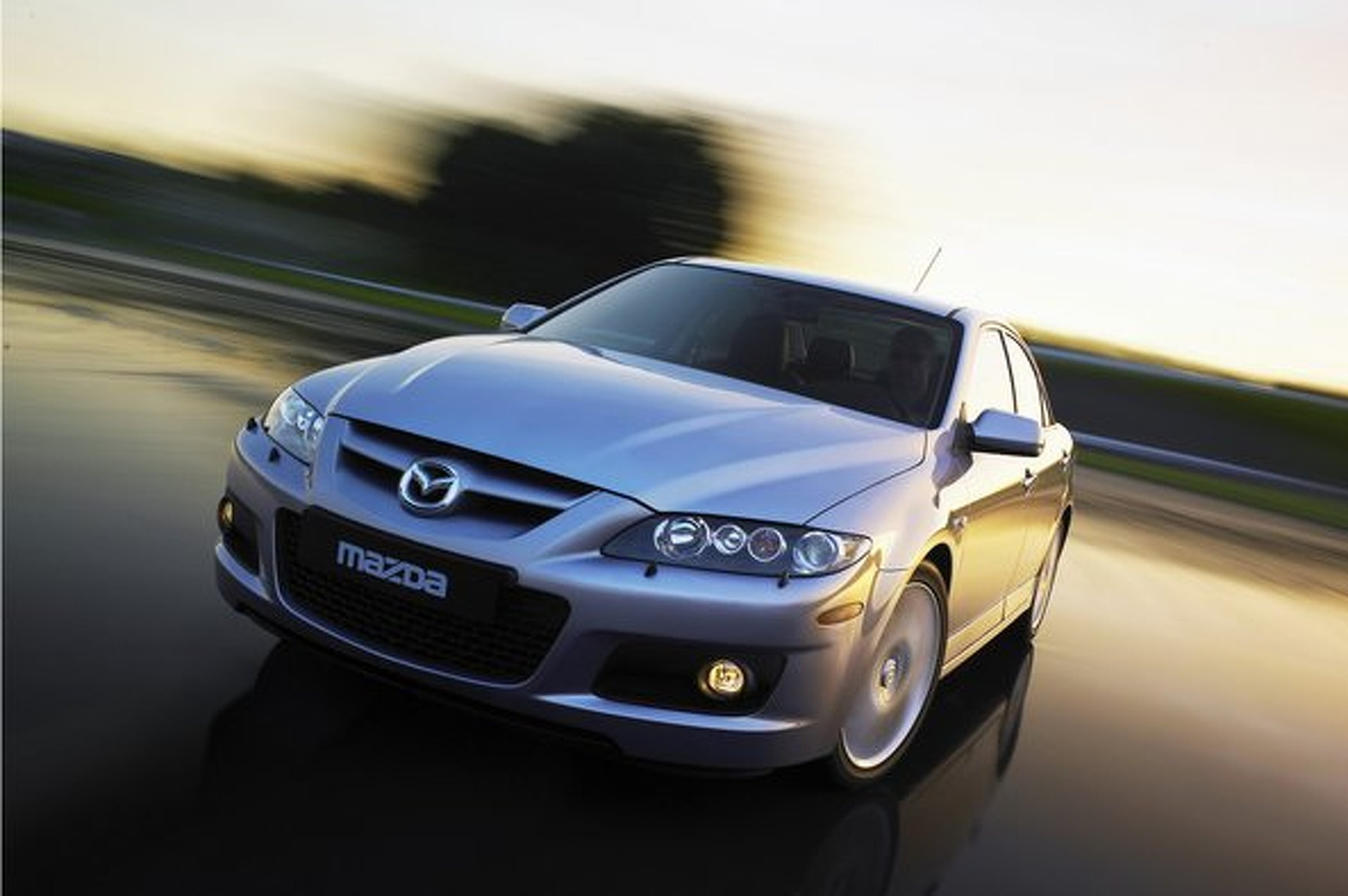 Mazda Hinting at Return of Mazdaspeed6 with Coupe Rumors?