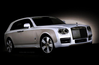 Designer Envisions First-Ever Rolls-Royce SUV