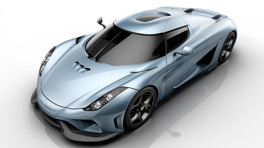 Koenigsegg considering a track-only model