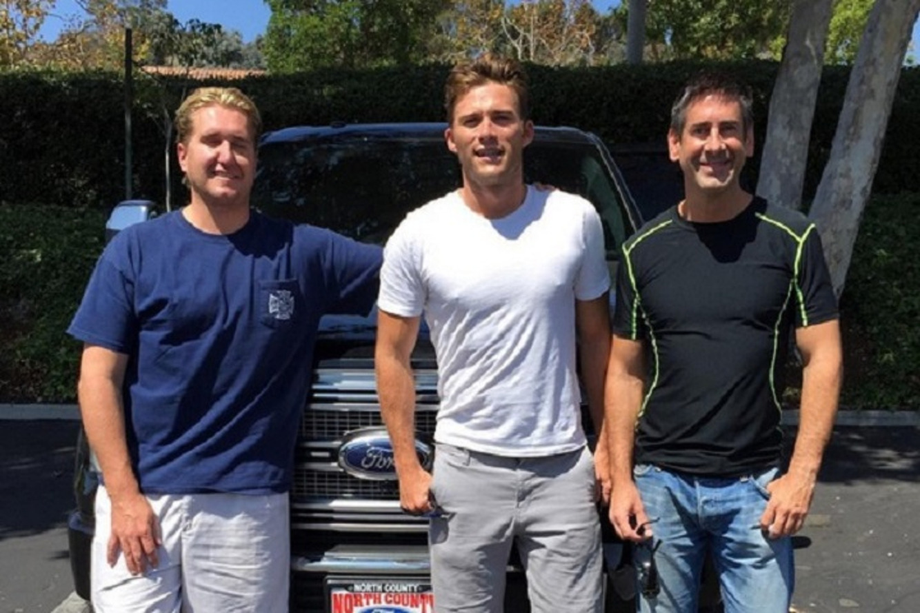 Clint Eastwood's Son Bought a Ford F-150, Wants You to Buy American