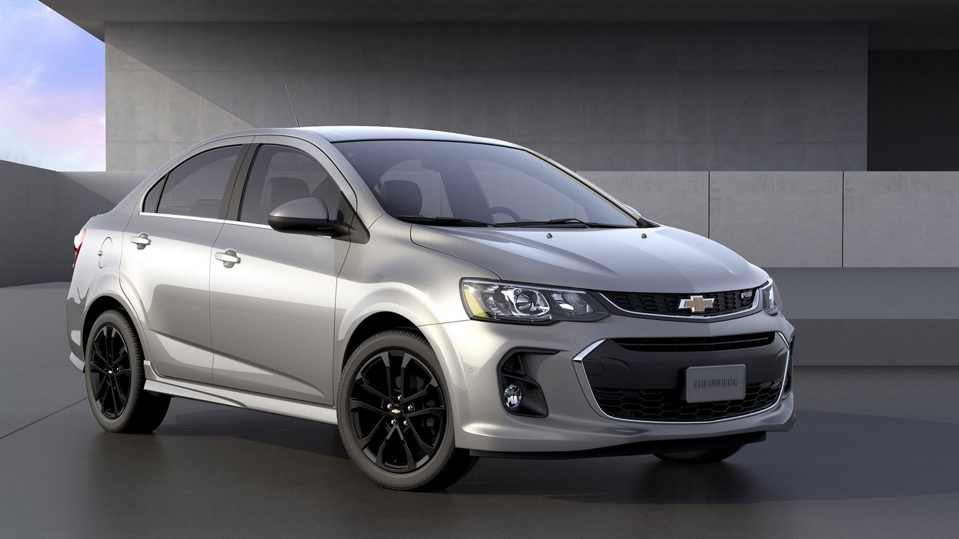 2017 Chevy Sonic facelift unveiled for New York Chevrolet ...