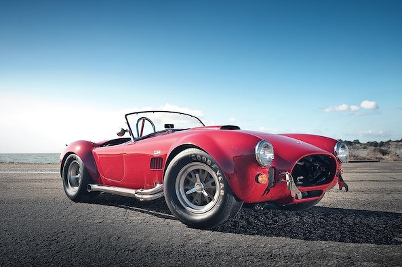 Wheels Wallpaper: 1966 Shelby Cobra 427