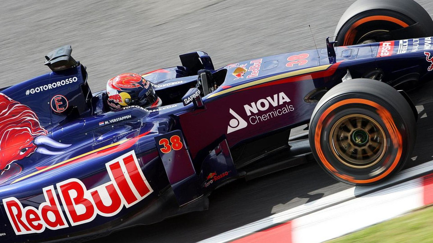 Verstappen with Vergne 'makes sense' for 2015 - Tost