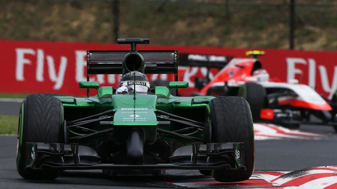 Kamui Kobayashi (JPN), 27.07.2014, Hungarian Grand Prix, Budapest / XPB