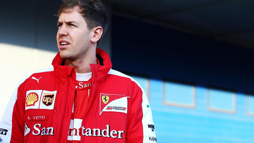 Vettel back to 'naughty' old self - Marko