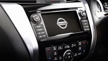 Next-gen Nissan Navara interior teased [video]