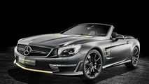 Mercedes-Benz fully details SL63 AMG World Championship 2014 Collector's Edition [videos]