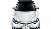 MG6 facelift
