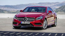 2015 Mercedes-Benz CLS lineup facelift officially revealed with Multibeam LED headlights