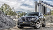 Jeep Grand Cherokee SRT8 by O.CT Tuning