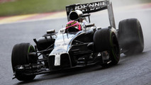 Jenson Button (GBR), 23.08.2014, Belgian Grand Prix, Spa Francorchamps / XPB