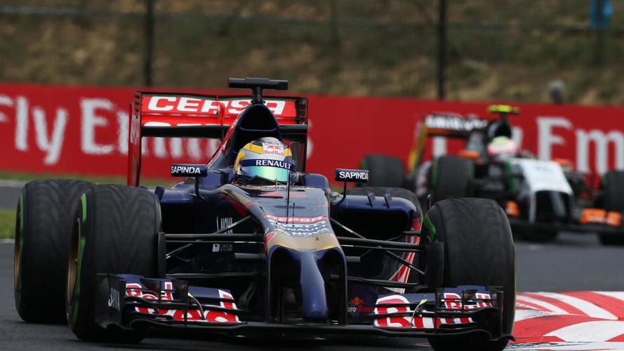 Tost wants to keep Vergne at Toro Rosso