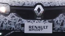 Renault Sandero RS screenshot from teaser video