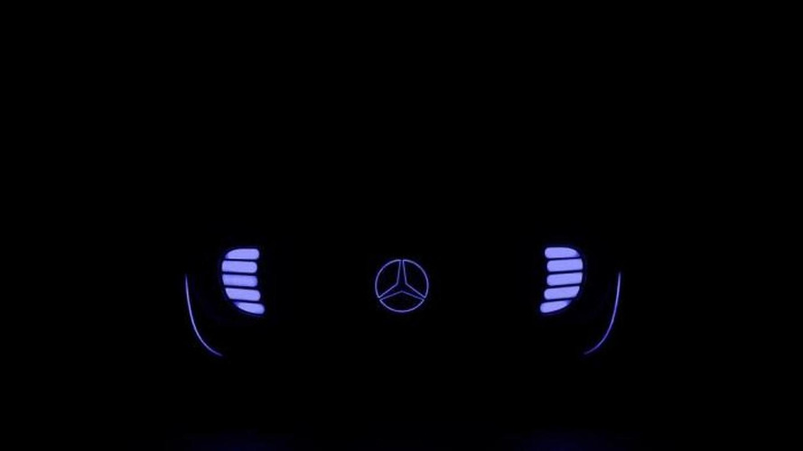 Mercedes autonomous driving concept teased for CES