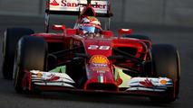 Raffaele Marciello (ITA), Formula 1 Testing, Day Two, Yas Marina Circuit, Abu Dhabi / XPB