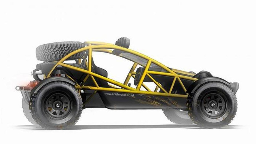 2015 Ariel Nomad fully revealed with 235 bhp