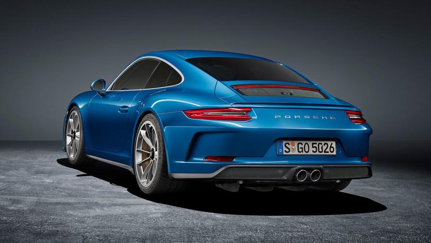 Kvázi eldőlt, hogy lesz plug-in hibrid Porsche 911