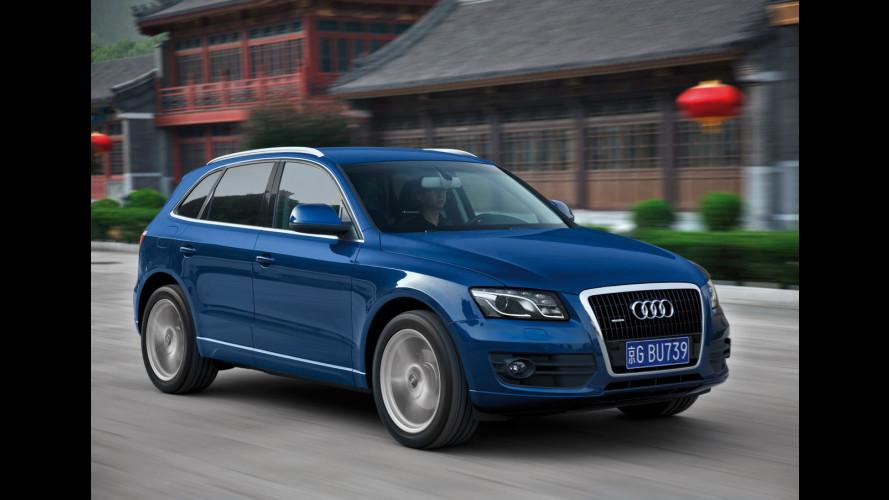 Audi abbandona l'ibrido