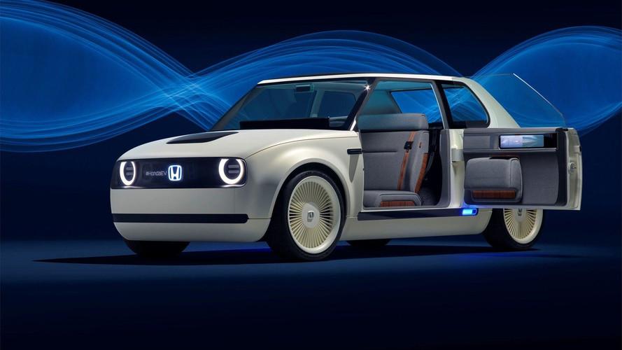 Honda Urban EV: nueve coches y un juguete que lo inspiran